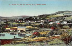 sha500284 - Old Vintage Shaker Post Card