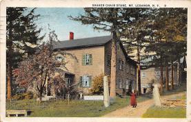 sha500306 - Old Vintage Shaker Post Card