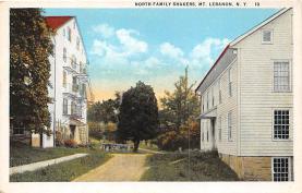 sha500307 - Old Vintage Shaker Post Card