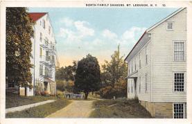 sha500308 - Old Vintage Shaker Post Card