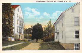 sha500311 - Old Vintage Shaker Post Card