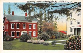 sha500331 - Old Vintage Shaker Post Card