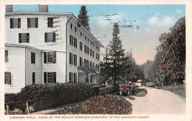 sha500339 - Old Vintage Shaker Post Card