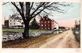 sha500355 - Old Vintage Shaker Post Card