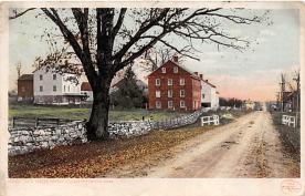 sha500358 - Old Vintage Shaker Post Card