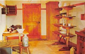sha600042 - Old Vintage Shaker Post Card