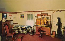 sha600173 - Old Vintage Shaker Post Card