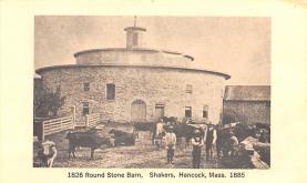sha700085 - Shaker Postcards Old Vintage Antique Post Cards