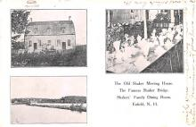 sha700193 - Shaker Postcards Old Vintage Antique Post Cards
