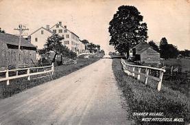 sha700279 - Shaker Postcards Old Vintage Antique Post Cards