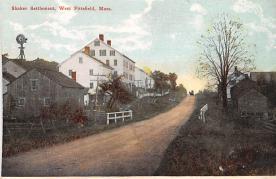 sha700289 - Shaker Postcards Old Vintage Antique Post Cards
