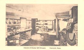 sha700303 - Shaker Postcards Old Vintage Antique Post Cards