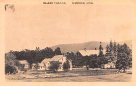 sha700305 - Shaker Postcards Old Vintage Antique Post Cards