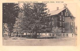 sha700319 - Shaker Postcards Old Vintage Antique Post Cards