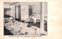 sha700419 - Shaker Postcards Old Vintage Antique Post Cards
