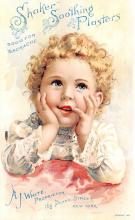 sha700561 - Shaker Old Vintage Antique Trade Card