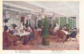 shi001066 - Nagasaki-Maru, NYK Shipping Ship Postcard Postcards