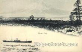 shi001074 - Kanagawa maru N.Y.K. Shipping, Nippon Yusen Kaisha ships Postcard Postcards