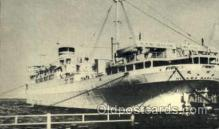 shi001127 - Ship Postcards