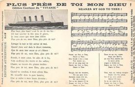 shi002066 - Titanic Ship Ships Postcard Postcards