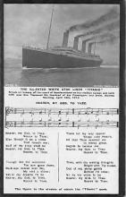 shi002070 - Titanic Ship Ships Postcard Postcards