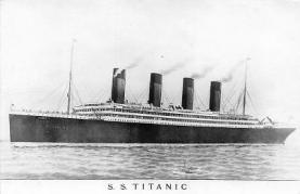 shi002087 - Titanic Ship Postcard Postcards