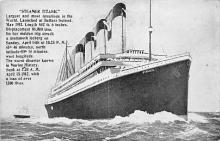 shi002096 - Titanic Ship Postcard Postcards