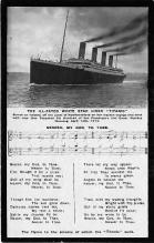 shi002107 - Titanic Ship Postcard Postcards