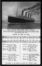 shi002142 - Titanic Ship Shps, Ocean Liners,  Postcard Postcards