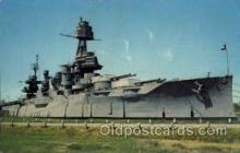 shi003039 - Battleship Texas postcard postcards