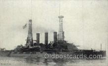 shi003060 - Military Ship Ships Poscard Postcards