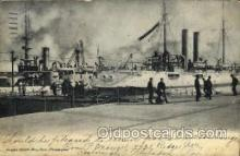 shi003084 - Military Ship Ships Poscard Postcards