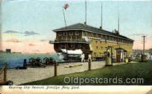 shi003111 - Ship Vermont in Brooklyn Navy Yard, Military Ship Ships Poscard Postcards