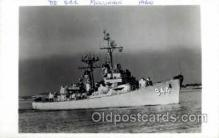 shi003115 - DD 944 Mullinnix 1960, Military Ship Ships Poscard Postcards