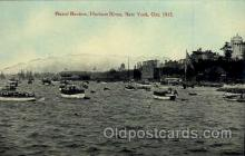 Navel Review, Hudson River 1912
