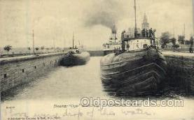 Steamer Cigar boat