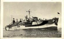 shi003230 - USS Jason Military Ship, Ships, Postcard Postcards