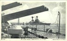 shi003235 - Battlewagon, US Navy Military Ship, Ships, Postcard Postcards