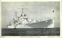 shi003236 - Light Cruiser, US Navy Military Ship, Ships, Postcard Postcards
