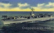 shi003255 - USS Ranger Military Ship, Ships, Postcard Postcards