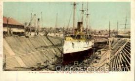 USS Bennington, Mare Island, CA, USA