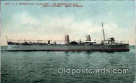 US Torpedo Boat, Farragut