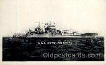 USS New Mexico