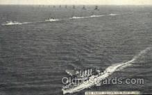 shi003278 - Fleet Review Military Ship, Ships, Postcard Postcards