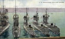 shi003299 - US Submarines Military Ship, Ships, Postcard Postcards
