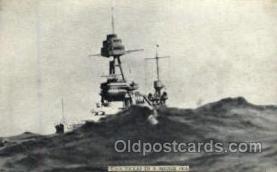 shi003307 - USS Texas Military Ship, Ships, Postcard Postcards