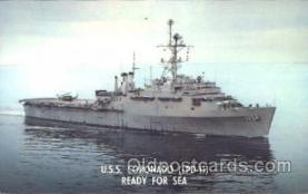 shi003357 - U.S.S. Coranado Military Ship, Ships, Postcard Postcards