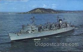 shi003358 - U.S.S. Sacramento Military Ship, Ships, Postcard Postcards