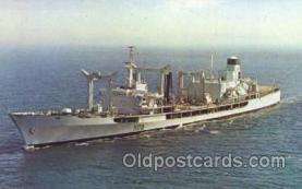 shi003367 - H.M.C.S. Provider Military Ship, Ships, Postcard Postcards