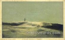 shi003619 - USS Nebraska Military Battleship Postcard Post Card Old Vintage Anitque